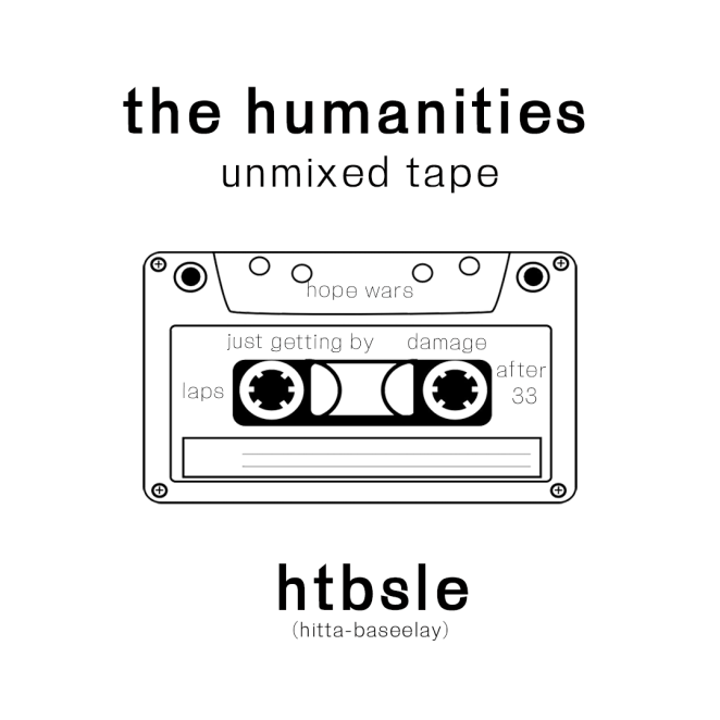 the humanities cover